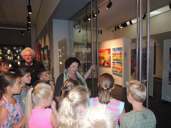 Expositie Basisscholen in Museum Ton Schulten